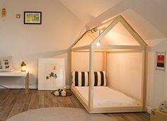 """Himmelbett, Spielhaus, Häusle """"S"""", Holz Kinderzimmerei http://www.amazon.de/dp/B00PS506RY/ref=cm_sw_r_pi_dp_BL3mvb10GGRY2"""