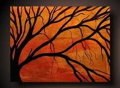fall painting - Google Search