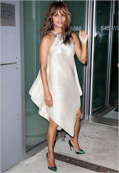 Halle Berry in New York City