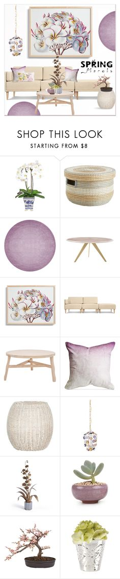 """""""Untitled #637"""" by theseapearl ❤ liked on Polyvore featuring interior, interiors, interior design, home, home decor, interior decorating, The French Bee, Pier 1 Imports, By Second Studio and Frontgate"""