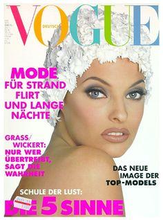 Vogue Alemania (mayo 1992)