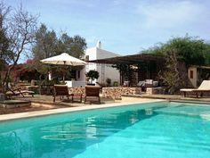 Ferienhäuser Formentera: Finca in Sant Francesc - Aussergewöhnliches Haus auf dem Land