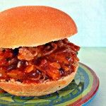 Crockpot Barbecue Pulled Pork Recipe