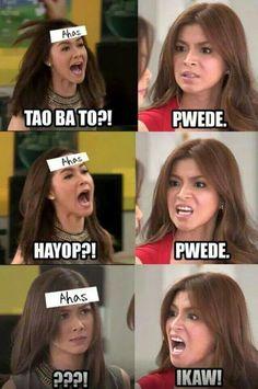 Ahas! Haha Pinoy Jokes Tagalog, Tagalog Quotes Patama, Memes Pinoy, Tagalog Quotes Hugot Funny, Pinoy Quotes, Tagalog Love Quotes, Filipino Quotes, Filipino Funny, Hugot Lines Tagalog Funny