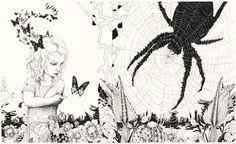 Julie Nord, Somewhere Not That Far Away, 2004.  Paure, incubi, timori. Siamo come prede di un enorme ragno. Fobie. Scacciarle non si può.  Ombre. A braccetto con la luce, accompagnano la nostra vita.  Julie Nord riesce con la sua produzione dai tratti suggestivi ed inquietanti a conquistare l'occhio spaventato di chi osserva.
