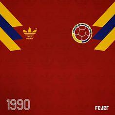 Colombia wallpaper. Fifa Football, Football Art, Football Players, Football Wallpaper, Sport Outfits, Soccer, Sport Clothing, Flyers, Behance