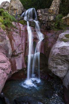 Cascada de La Larri (by fcoamadorca)