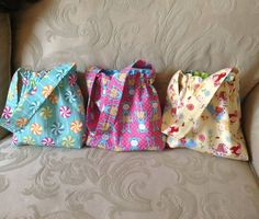 These little girl purses are perfect for little ones ages They are each approximately 8 by 8 by deep. Lollipops, Baby Girl Fashion, Sewing For Kids, Girl Style, Diaper Bag, Little Girls, Creativity, Craft Ideas, Purses