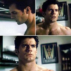 Henry Cavill- Clark Kent - Yes please