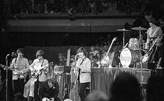 The Beatles 31/08/1965 Cow Palace