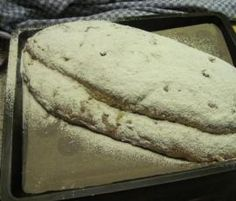 Christstollen nach einem Rezept meiner Oma Recipe Christmas Stollen to a recipe of my grandmother by – Recipe in category baking sweet – Sweet Cooking, Great Desserts, Sweet Bread, Christmas Baking, Merry Christmas, Bread Baking, Yummy Cakes, Cake Recipes, Bakery