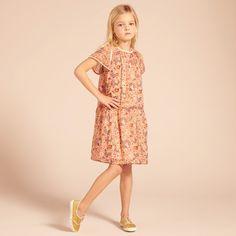 Hemmingway Dress - Hot Pink - Girls Dresses - Girls 2-15YRS