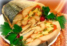 Обалденный рулет из скумбрии. Такое вкусное и оригинальное блюдо порадует всех гостей