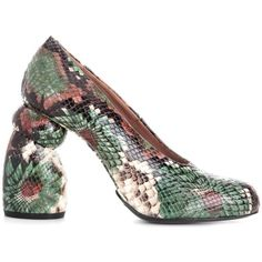 Fall in love with Dries Van Noten, one of the Antwerp Enjoy online shopping with Mytheresa. Tie Dye Shoes, How To Dye Shoes, Dyed Shoes, Dries Van Noten Shoes, Fashion Shoes, Fashion Accessories, Funky Shoes, Leather Pumps, Shoes