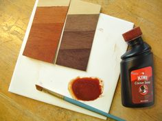 alternatives to more expensive wood stains.