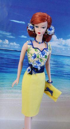 OOAK Fashions for Silkstone / Fashion Royalty/ Vintage barbie / Poppy Parker | Dolls & Bears, Dolls, Art Dolls-OOAK | eBay!