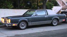 1981 Continental Mark VI Custom