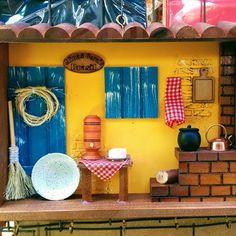 Mexican Crafts, Diorama, Beach Bars, Handicraft, Quilling, Decoupage, Sculptures, Miniatures, Paper Crafts