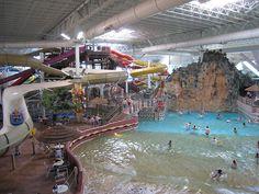 Kalahari Resorts in Wisconsin Dells = BEST WATERPARK EVER!!!!!!!!!!!!!!!!!!!!!!!!!