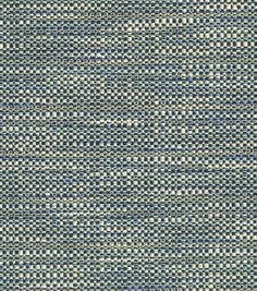 Upholstery Fabric-Waverly Tabby Lapis, , hi-res