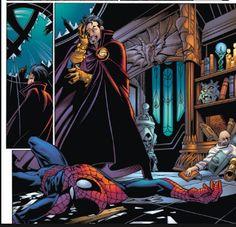 Comic Books Art, Comic Art, Book Art, Mark Bagley, Marvel Dc Comics, Marvel Universe, Goku, Spiderman, Earth