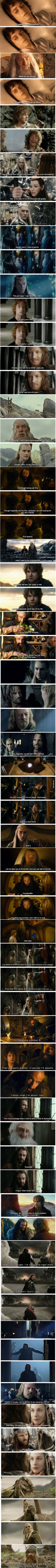 Lord of the Rings and Recreation