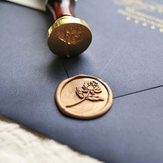 :: Stampitude | custom wax seals, stamps and stickers