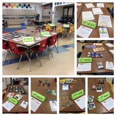 Make Talking With Parents A Breeze With Table Displays