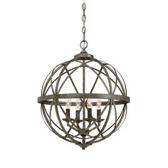 - Overview - Details - Why We Love It You know we live for the hunt; so we squealed with excited when we discovered the Lakewood Orb. The blackened silver finish is one of those chameleon finishes tha