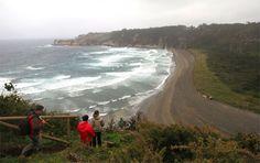 Un repaso a las mejores playas de Asturias en su parte más occidental, sin duda, la zona más salvaje y natural del principado. Navia, Barayo, Frejulfe y Porcía.