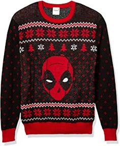 Ugly Christmas Sweater - Ideas that Win all the Ugly Sweater Contests Ugly Sweater Contest, Christmas Bingo, Red Hood, Ugly Christmas Sweater, Being Ugly, Fashion Brands, Knitting Patterns, Topshop, Graphic Sweatshirt