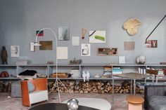 At the heart of Antwerp's historical center is Valerie Traan—a protean space that is at once public and private: the home of curator Veerle Wenes and an exhibition space for the artists, designers and architects that she represents - Freunde von Freunden