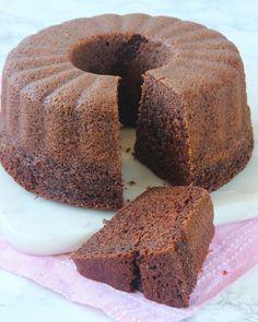 Saftig chokladsockerkaka Baking Recipes, Cookie Recipes, Dessert Recipes, Desserts, Swedish Recipes, Sweet Recipes, Different Cakes, Sweet Pastries, Bread Cake