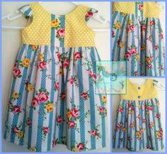 Hopscotch dress.