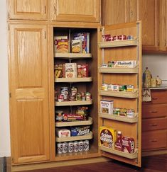 Kitchen Pantry Ideas for Every Home