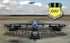 Barksdale AFB in Shreveport Louisiana. Home of the B52's and where my son was born.