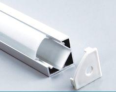 YD 1203 Aluminum LED Strip Channel