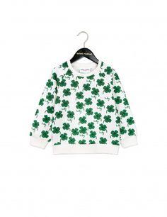 Mini Rodini Sweatshirt | Clover