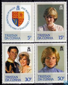 Diana-stamps