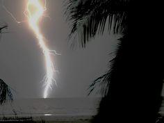 Storm @ Estero Island, FL