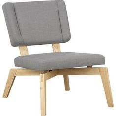CB2 Morgon Chair - Love it because it reminds the science nerd in me of a bacteriophage virus!