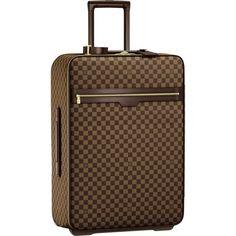 ba61c1c25c2 Cheap LV Pegase 65 Damier Ebene Canvas N23295 Louis Vuitton Luggage, Louis  Vuitton Damier,
