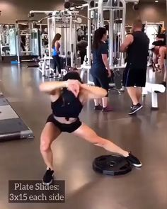 The ultimate inner thigh workout. Tone your inner thighs and slim down your legs with this awesome leg fitness routine. Fitness Workouts, Leg Day Workouts, Butt Workout, Fitness Diet, Health Fitness, Fitness Studio Training, Preparation Physique, Thigh Exercises, Workout Videos