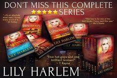 Complete Series Reverse Harem - THE CHALLENGE
