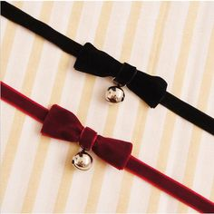 The Kawaii bell pendant bow chokers are in and this one in-particular gives us all of the Kawaii feels. The unique bow knot design offers a kawaii/Harajuku style that you've been looking for, while th