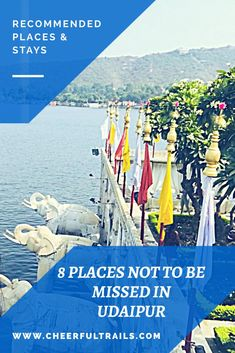 Best Places To Visit In Udaipur | Where To Stay In Udaipur - Cheerful trails