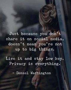 Life Is Too Short Quotes, Quotes To Live By, Life Quotes, Stay Positive Quotes, Positive Thoughts, Stay Low Key, Wedding Bottles, Just Because, Denzel Washington