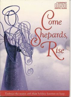 COME SHEPARDS RISE INSTRUMENTAL CHRISTMAS HOLIDAY SEASON FESTIVE MUSIC CD - NEW