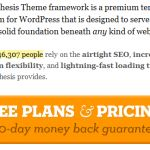 Teasers wordpress thesis