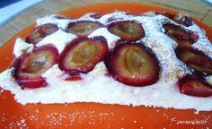 Ciasto ze śliwkami łatwe pyszne i puszyste